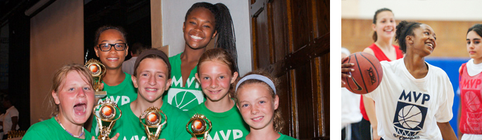 Girls Basketball Camp Programs Girls ages 9 – 16 years