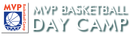 MVP Basketball Camp Logo